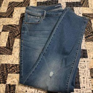 Rockstar distressed jeans